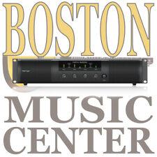 Behringer NX46000 4-Channel Power Amplifier Class D DJ Live Event Club PA Amp