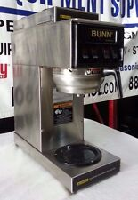 Bunn STF-35 Automatic Coffee Brewer 02700.0042 Used