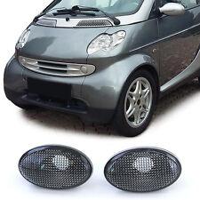 Seitenblinker Schwarz Smoke Paar für Mercedes A Klasse W168  Smart 450 98-04