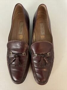 Bally loafers 13 B