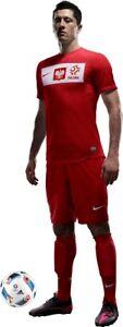 WALL STICKERS FOOTBALL Player Robert LEWANDOWSKI Poland Wall Decal Sticker