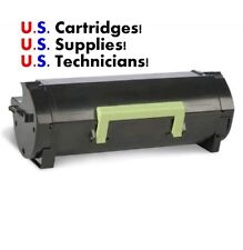 Lexmark 50F1H00 501H MS310 MS410 MS415 MS510 MS610 High Yield Toner 5K Pages