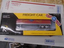 K-LINE 6-22259 RINGLING BROS CIRCUS FLAT CAR #39 W/ TRAILER