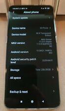 Xiaomi Mi 9 8GB 256GB Snapdragon 855 Mobile Phone UncommonTransparent Edition
