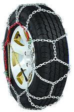 Grizzlar GDP-265 Diamond Alloy Tire Chains 265/60-18 265/70-17 265/70-16