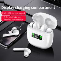 Android Wireless Bluetooth Sport Gym Headphones Earphones Earbuds Headset MIC
