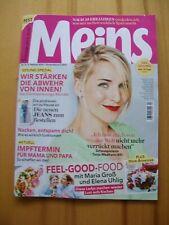Meins - Frauenzeitschrift - Ausgabe 4 / 2021
