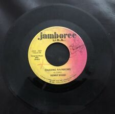 "Kenny Biggs Chasing Rainbows Vinyl 7"" Single Jamboree 1970"
