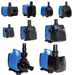 Water Pump Aquarium Submersible Powerhead Hydroponic Fountain Pond Fish Tank