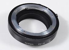 GENUINE NIKON GOOD PK-12  AUTO EXTENSION RING 14mm ZWISCHENRINGSATZ