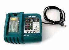 Makita DC18RA 120V 240W Ni-MH and Li-ion 7.2 - 18V Rapid Battery Fast Charger
