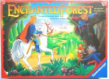 Enchanted Forest Board Game Ravensburger Magical Treasure Hunt Fairy Tales