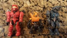 Halo Mega Bloks Megabloks Minifigures Minifigs w/ Rare Figures