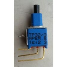 Lotto da 25     TP32WW3    ON - MOM momentary pushbutton switches APEM
