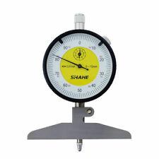 New Shahe Dial Depth Gage Measuring Range 0 100mm 5318 100