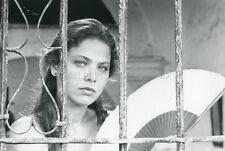 ORNELLA MUTI CHRONIQUE D'UNE MORT ANNONCEE  1987 VINTAGE PHOTO ORIGINAL #2