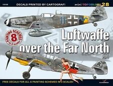 Kagero Mini Topcolors 28 Luftwaffe over the Far North Decals & Painting Schemes