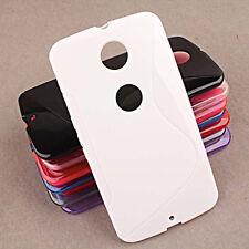 For Motorola Nexus 6 S Line Skidproof Rubber Gel skin case cover