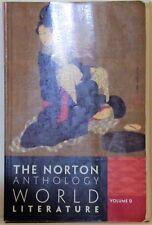 The Norton Anthology of World Literature - vol. D - 2012 - Paperback