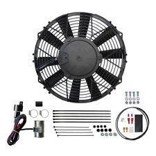 MG Midget AH Sprite 1275 Cooling Fan Kit Eletric Suction type Revotec Neg Earth