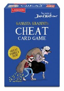 David Walliams - Gangsta Granny's Cheat Card Game