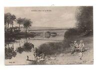 54 - cpa - BAYON - Pont sur la Moselle  (B1953)