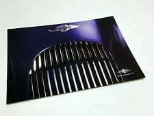 1999 Morgan Plus Four Plus Eight 1800 Four/Four A History In Motion Brochure
