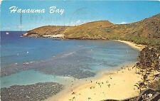 BR4750 Hanauma Bay Hawaii  usa