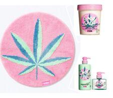 Victorias Secret Pink Coco Chill Bath Mat Lotion Scrub Oil