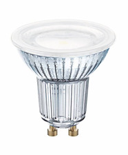 Osram SuperStar Par16 Led Reflector Lamp, Cool White, Gu10, 7.2 W