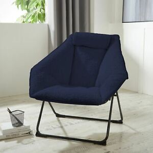 Urban Shop Hex Saucer Chair, Multiple Colors