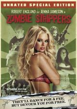Zombie Strippers (DVD, 2008, Unrated Special Edition) Shamron Moore, Roxy Saint