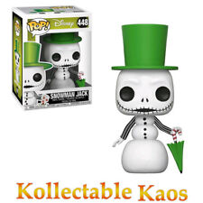 Nightmare Before Christmas - Snowman Jack Funko Pop Vinyl