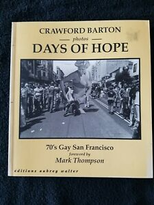 Crawford Barton Photos Days Of Hope 1970s
