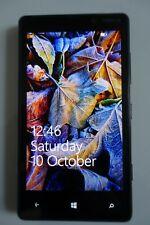 Nokia Lumia 820 Smartphone (Black, 8Gb). Low start price. Locked to Vodafone