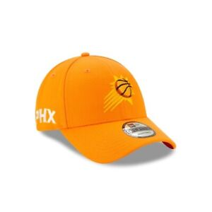 Phoenix Suns PHX New Era 9FORTY NBA Adjustable Statement Hat Cap Orange 940