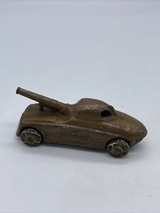 BARCLAY LEAD TOY ARMY TANK TRUCK-1936