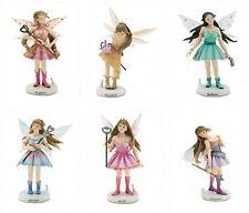 Faerie Glen Magic Fairy Series Figurine Set of 6 Retired 2007.