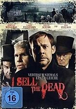 I sell the dead ( Horror-Komödie ) - Ron Perlman, Dominic Monaghan, Angus Scrimm