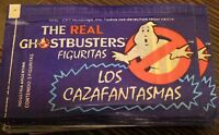 ghostbusters  10  unopened envelopes stickers  argentina 1992