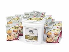 Legacy GLUTEN FREE Freeze Dried No GMO 60 serving long term food storage #22