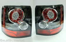 2010-2011 Range Rover Sport LED Rear Tail Light Set Pair Genuine Land Rover New