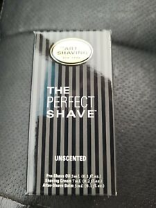 Art of Shaving The Perfect Shave Travel Size Oil Cream  and Shave BalmArt of...
