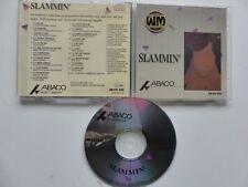 CD Slammin' progressive alternative rock acid jazz ABACO Music library AB CD 031