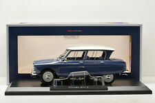 1 18 NOREV Citroen ami 6 1965 Blue/white