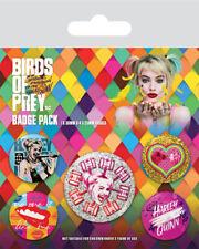 Harley Quinn Birds Of Prey No One Is Like Me Badge Pack
