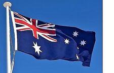 Australian flag heavy duty woven for flagpole includes AUSTRALIA POST TRACKING