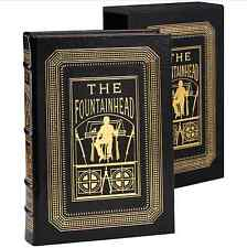 The Fountainhead Deluxe Edition by Ayn Rand Easton Press # Only 1943 Copies New