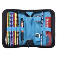 New Doctor Who 13 Piece Filled Pencil Case Back To School ,TARDIS Dalek Official