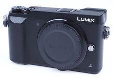 Panasonic Lumix DMC-GX80 GX 80 Gehäuse Body Ausstellung Panasonic-Fachhändler